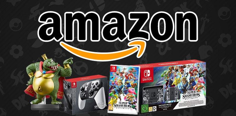 Cercate tanti prodotti a tema Super Smash Bros. Ultimate? Amazon è il posto giusto per voi
