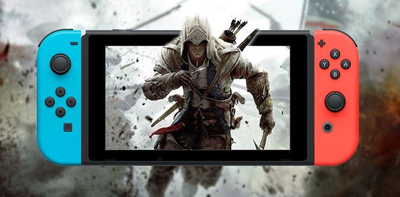 [RUMOR] Assassin's Creed III in arrivo su Nintendo Switch?