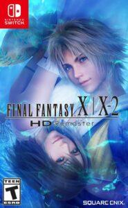 boxart final fantasy x x2 hd remaster