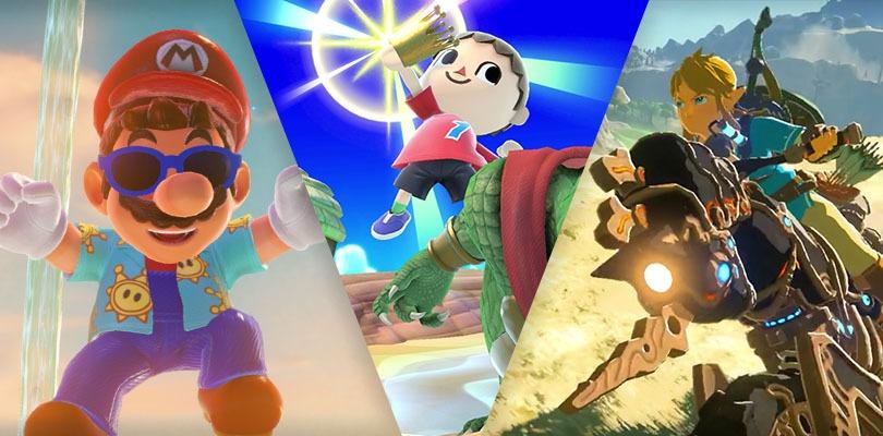 Nintendo Switch aspira al successo di Wii puntando sui grandi classici