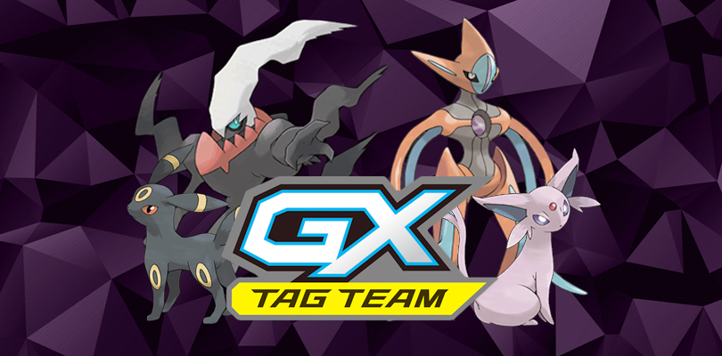Deoxys e Darkrai protagonisti delle prossime GX ALLEATI in Giappone