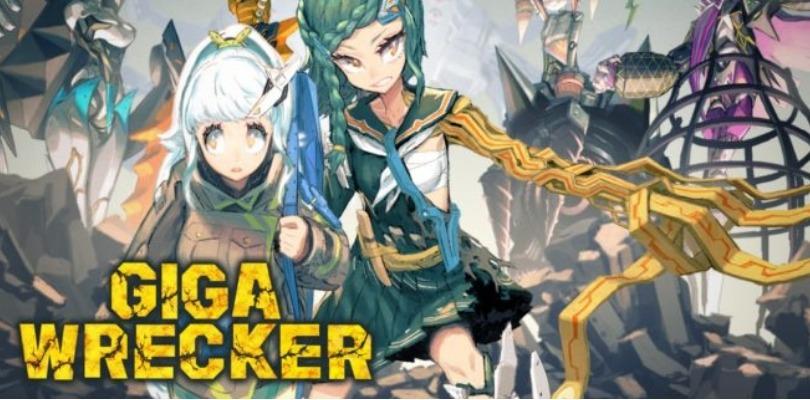 Giga Wrecker di Game Freak approderà anche su Nintendo Switch