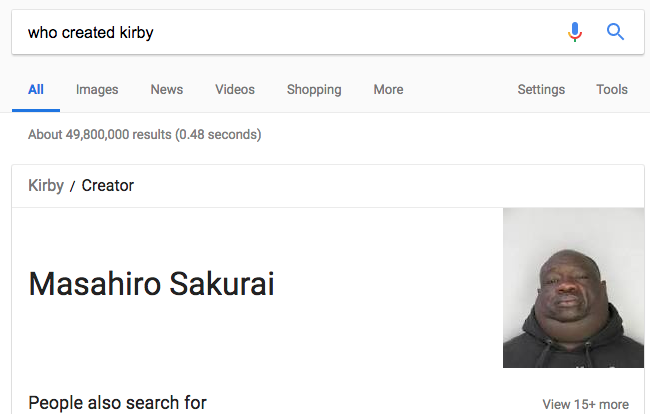 masahiro sakurai google
