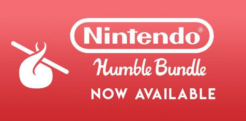 Ora potete acquistare codici per Nintendo Switch e 3DS dall'Humble Store
