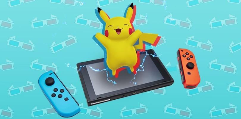 Nintendo vuole portare su Switch la tecnologia 3D?