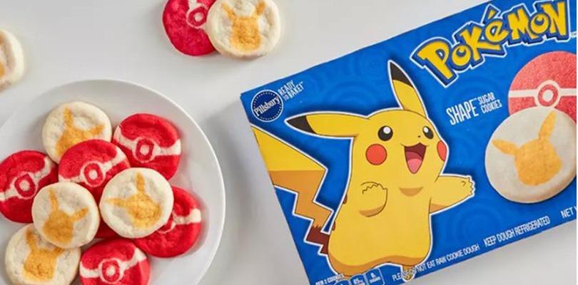 Rendi dolce la tua giornata con i nuovi biscotti a tema Pokémon!