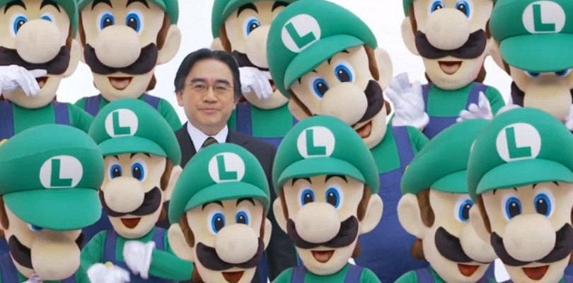 Satoru Iwata compare nei crediti finali di New Super Mario Bros. U Deluxe