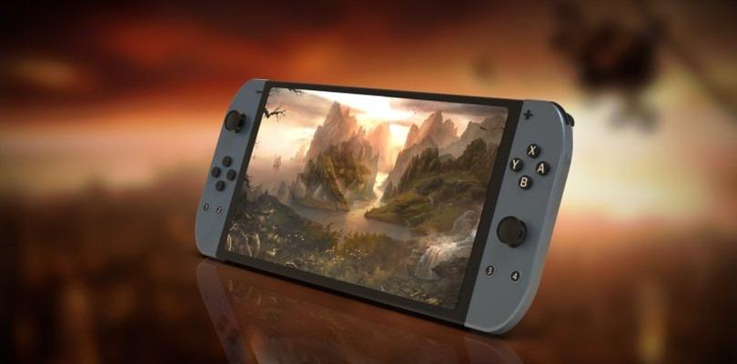Un'immagine non ufficiale anticipa l'aspetto della versione 2019 di Nintendo Switch?