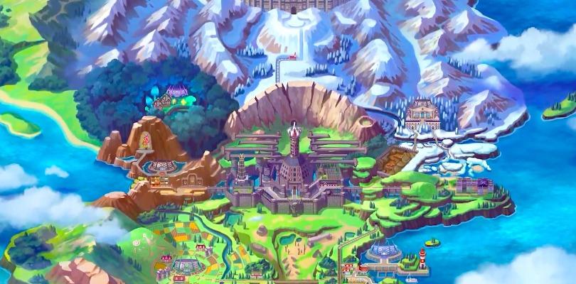 Pokémon Spada e Pokémon Scudo saranno ambientati nella regione di Galar