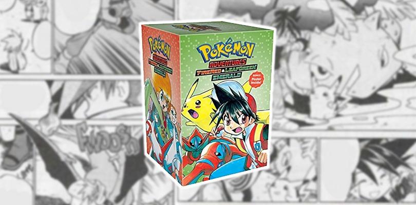 Il manga di Pokémon Rosso Fuoco, Verde Foglia e Smeraldo arriva in Italia in primavera!