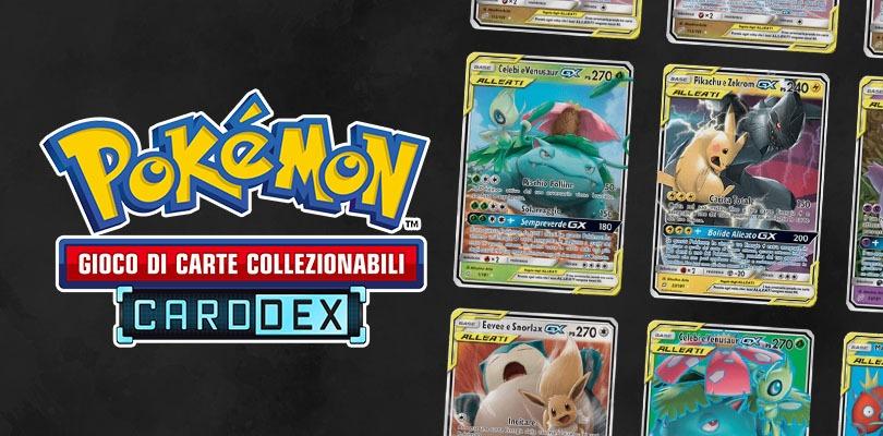 In arrivo l'app CardDex, per portare sempre con te la tua collezione di carte Pokémon!