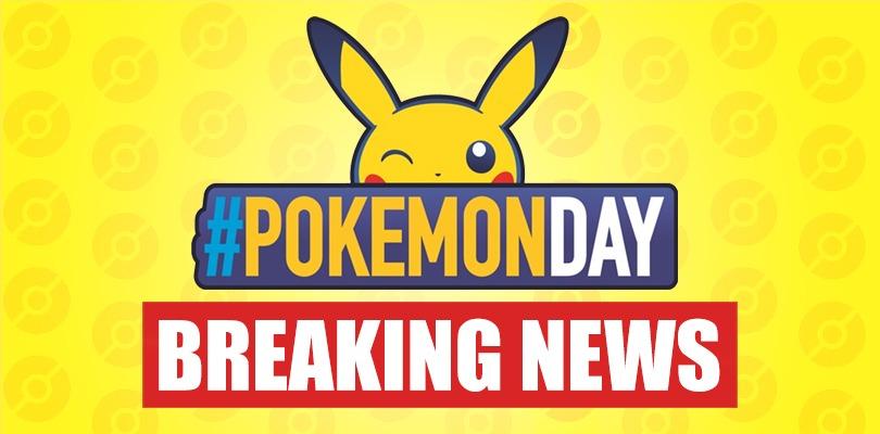 Un Pokémon Day di 5 giorni preannuncia nuove informazioni per Pokémon 2019?