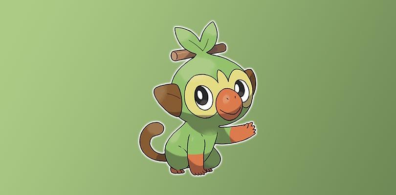 Ciao, Grookey: ecco le nostre prime impressioni sul Pokémon Scimpanzé