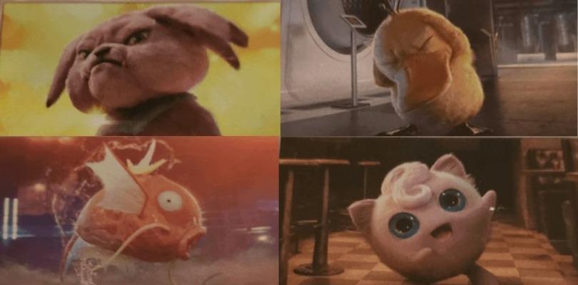 Le bizzarre illustrazioni dell'espansione Detective Pikachu