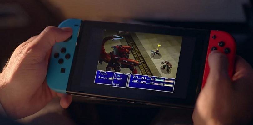 Aperti i preordini di Final Fantasy VII per Switch e svelata la dimensione dei file di gioco