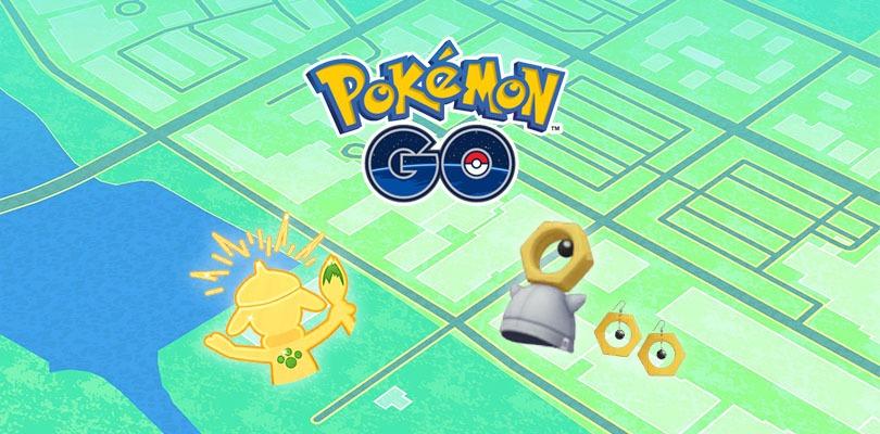 Il premio Paparazzo e i vestiti a tema Meltan trapelano sui server di Pokémon GO