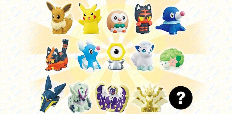 [RUMOR] Una misteriosa figure svela la data di annuncio dei nuovi titoli Pokémon?