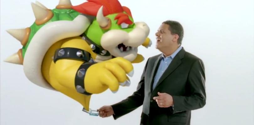 Reggie Fils-Aime va in pensione: Doug Bowser prenderà il suo posto di Presidente di Nintendo of America