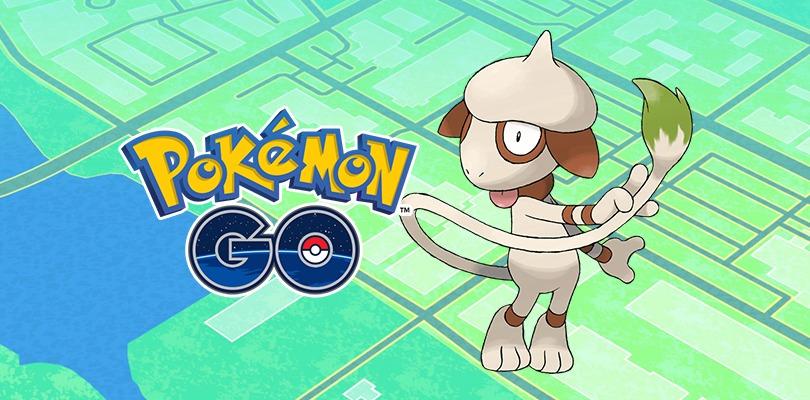 [RUMOR] Smeargle presto in arrivo su Pokémon GO?
