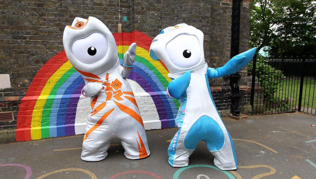 Wenlock e Mandeville, mascotte di Londra 2012