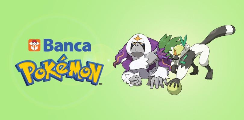 Oranguru e Passimian ora disponibili per i possessori della Banca Pokémon