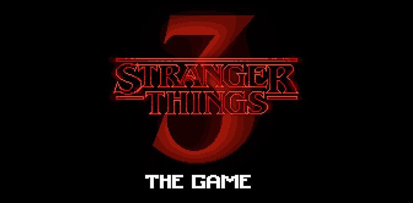 Stranger Things 3 è in arrivo su Nintendo Switch!