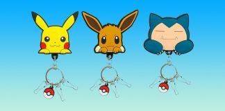 portachiavi pokemon