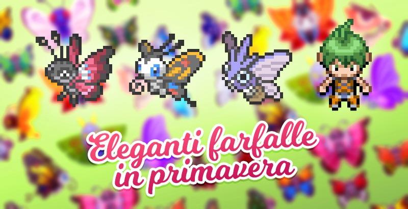 I Pokémon Coleottero portano la primavera nel PokéPoints Store!