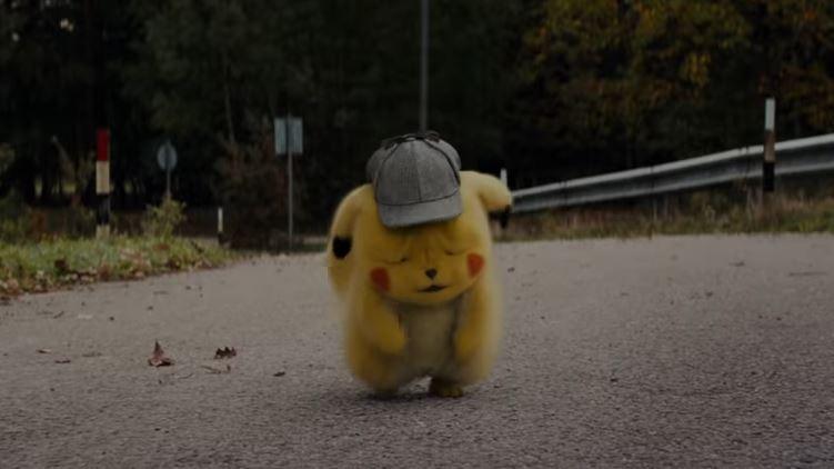 detective pikachu avvilito