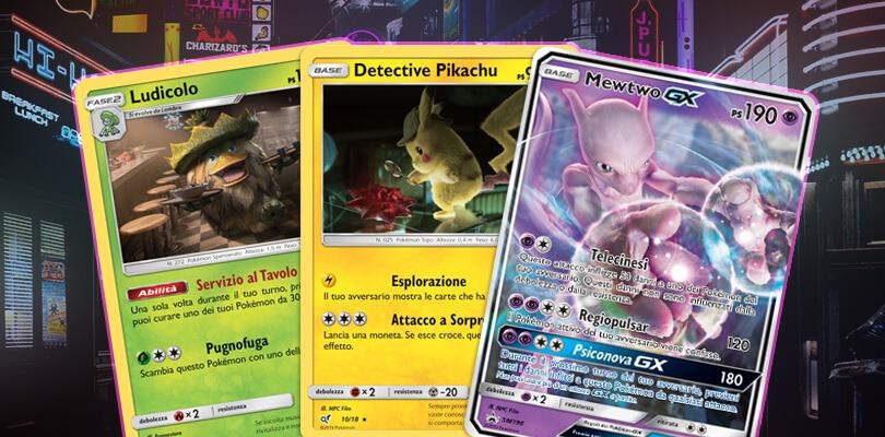 GX italiano dal 29 marzo Pokemon Detective Pikachu Fascicolo Charizard