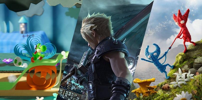 Tutti i giochi per Nintendo Switch in uscita a marzo