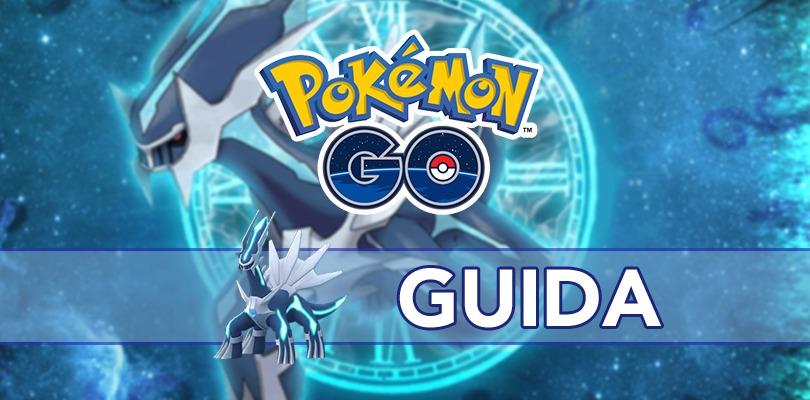 [GUIDA] Come affrontare al meglio Dialga in Pokémon GO