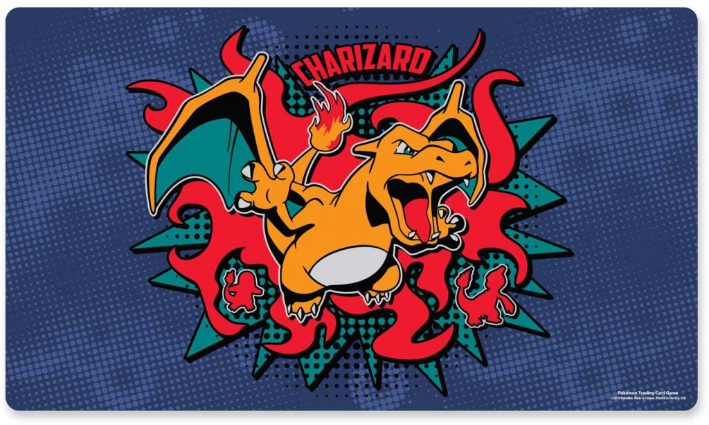 playmat charizard