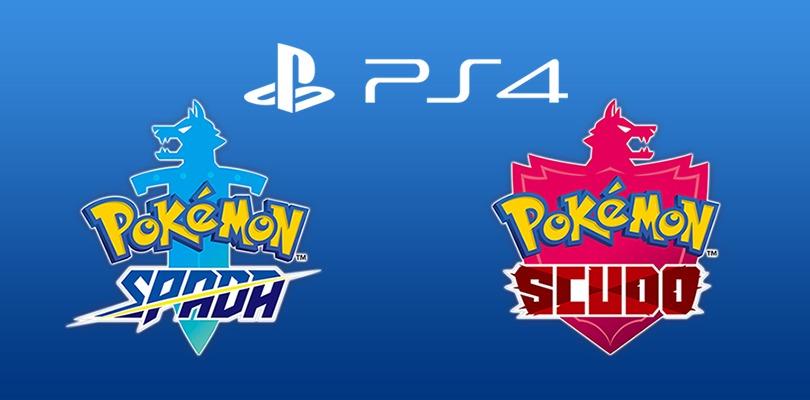 Pokémon Spada e Scudo sono ambiti anche dai giocatori PS4!