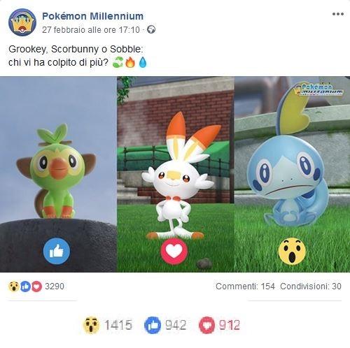 pokemon spada e scudo sondaggio fb