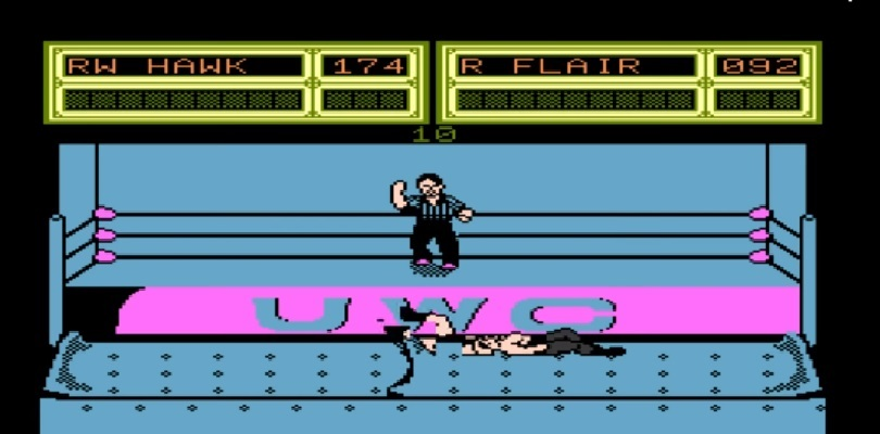 Ecco UWC: il gioco di wrestling per NES tornato alla luce dopo 30 anni