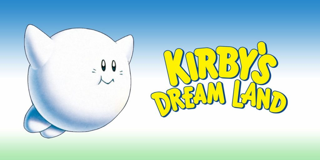 Copertina di Kirby's Dream Land
