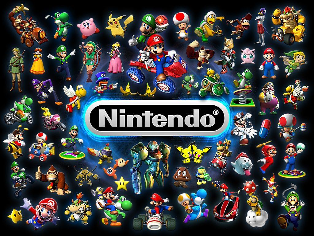 Galleria di personaggi Nintendo