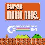 Copertina di Super Mario Bros. per C64