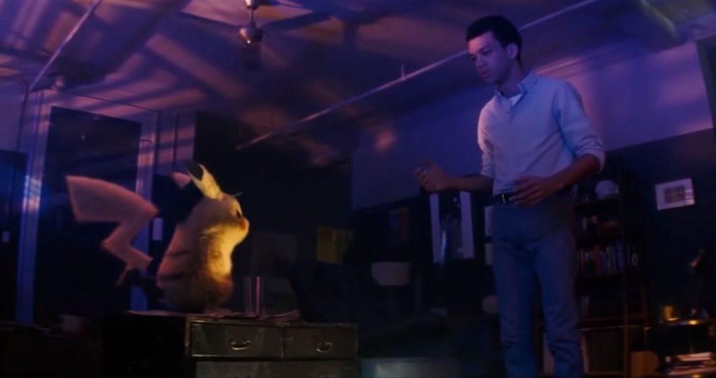 Tim Goodman e il Detective Pikachu