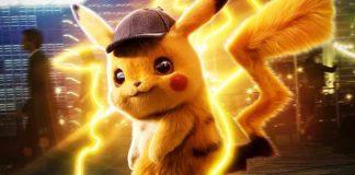 Copertina di Detective Pikachu