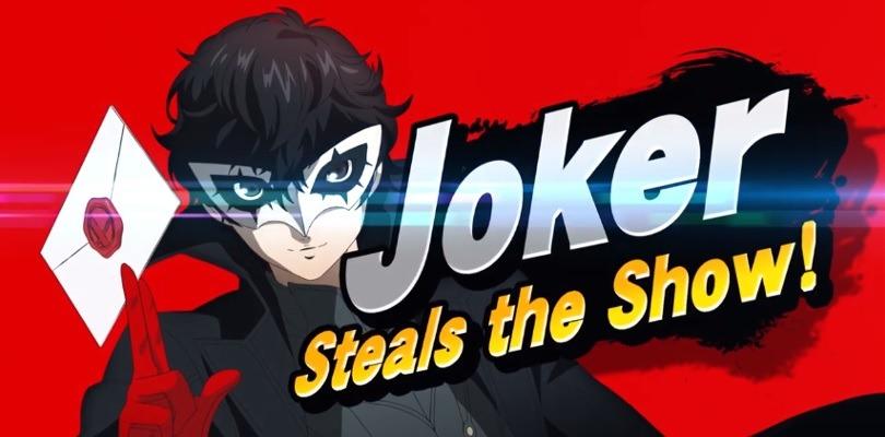 Joker si unisce alla lotta in Super Smash Bros. Ultimate con l'Aggiornamento 3.0