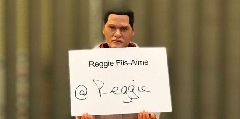 Reggie approda su Twitter nel suo ultimo giorno da presidente ed è subito boom
