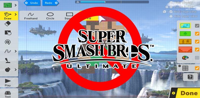Nintendo rimuove scenari personalizzati inappropriati da Super Smash Bros. Ultimate