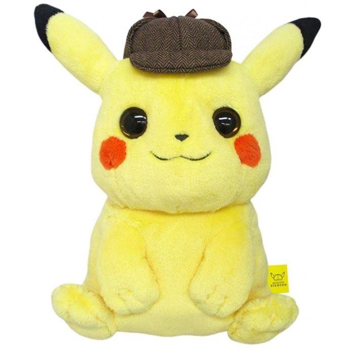Peluche di Detective Pikachu