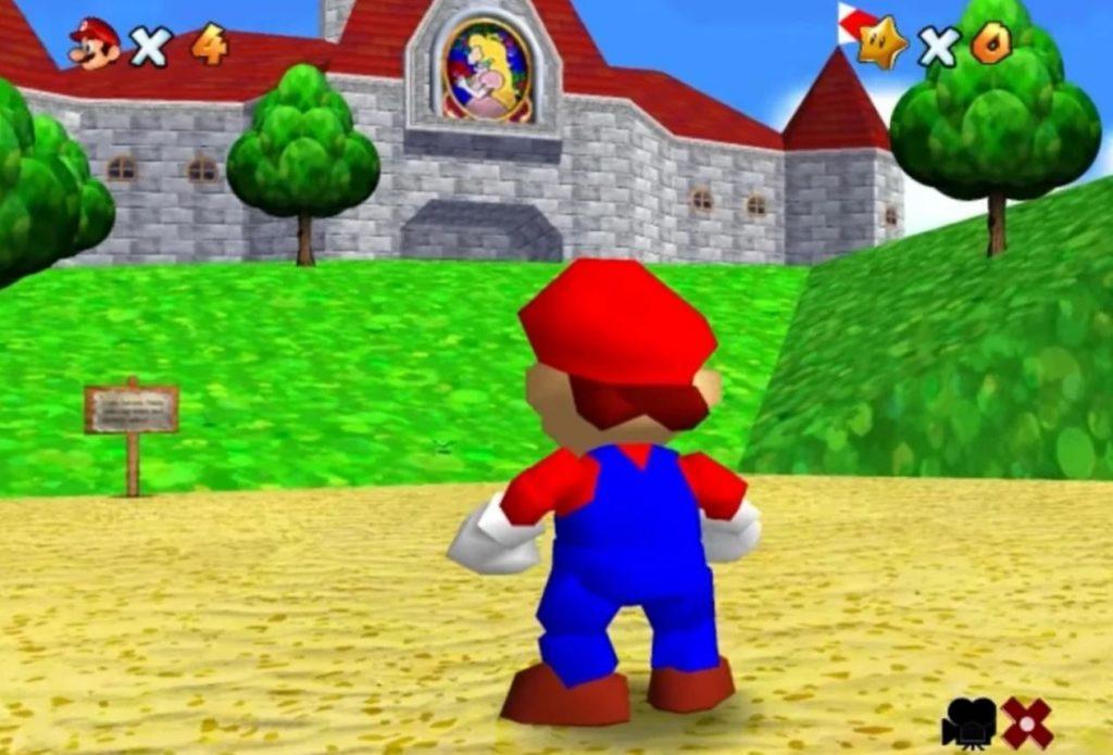 Immagine di Super Mario 64