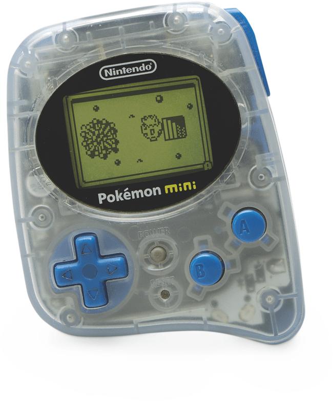 Console Pokemon Mini