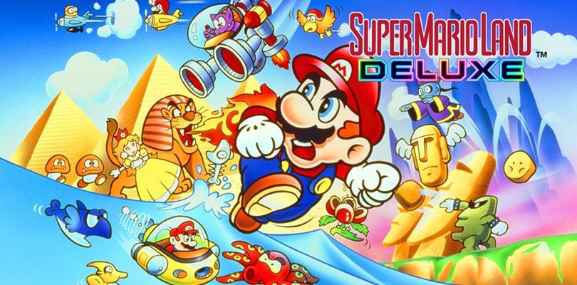 Super Mario Land per Game Boy riceve una versione