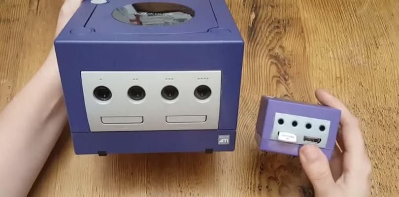 GameCube Mini Classic diventa realtà grazie al progetto di un fan