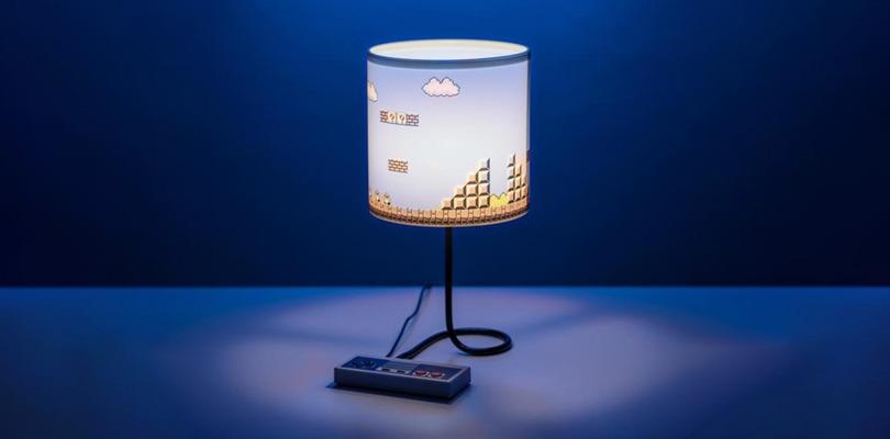Attivi i preordini per questa fantastica lampada ispirata a NES!